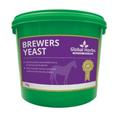 Global Herbs Brewers Yeast 1kg