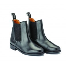 Toggi Ottowa Jodhpur Boots Adults Black