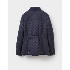 Joules Newdale Quilted Jacket Navy