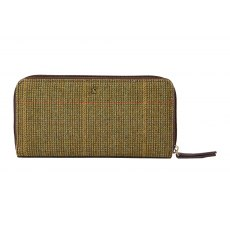 Joules Fairford Tweed Purse