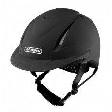 Whitaker New Rider Generation Helmet Black