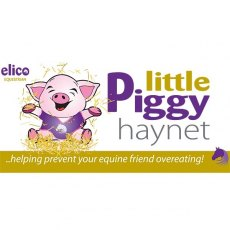 Elico Little Piggy Haynets