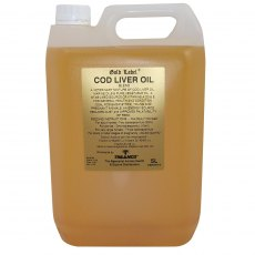 GOLD LABEL COD LIVER OIL 5Ltr