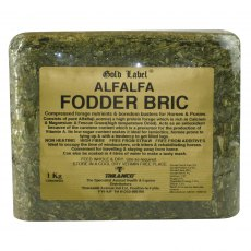 GOLD LABEL ALFALFA FODDER 1KG