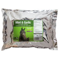 Naf Mint and Garlic 2KG refill