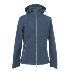 Aubrion Finchley Softshell Navy Jacket - Ladies