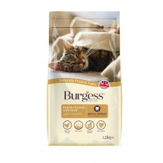 BURGESS Adult Cat  1.5KG