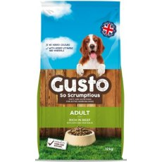 Gusto Complete Adult Working Dog 12KG