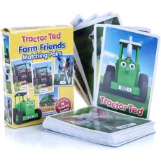 TRACTER TED FARM PAIRS