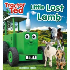 TRACTOR TED STORY BOOK Little lost Lamb