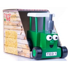 TRACTOR TED WOODEN TRACTOR