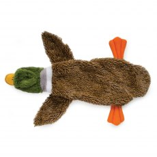 ANCOL FLOPPET DUCK SQUEAKER TOY