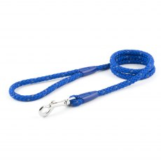 ANCOL REFLECTIVE ROPE LEAD 10MM X 1.1MTR