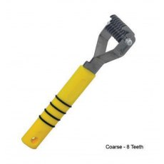 Smart Tail Rake Yellow Handle