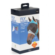 Shires Fine Mesh Fly Mask With Ear Holes 6663