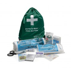 Robinson Horse & Rider First Aid Kit In Bag