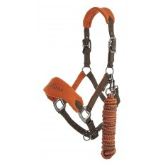 Lemieux Vogue Fleece Headcollar & Rope