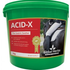 GLOBAL HERBS ACID-X     1KG