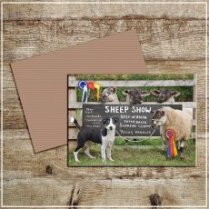 Kitchy & Co Greetings Card Young handler