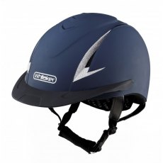 Whitaker New Rider Generation Helmet NAVY/SILVER