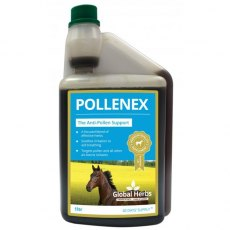 Global Herbs PolleneX Syrup 1Ltr
