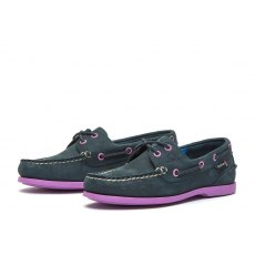 Chatham Pippa 11 G2 Boat Shoe Navy/Purple