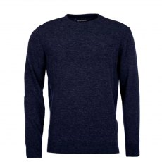 BARBOUR LAMBSWOOL JUMPER CREW NECK