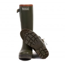 BARBOUR TEMPEST WELLY BOOT OLIVE