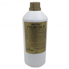 Gold Label Four Oils 1ltr