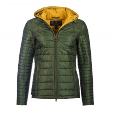 BARBOUR CRAGSIDE QUILT Ladies Jacket