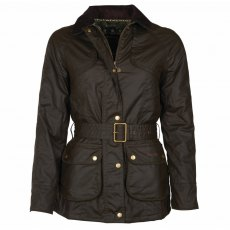 BARBOUR AMBLESIDE WAX JACKET OLIVE