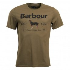 BARBOUR COUNTRY TEE