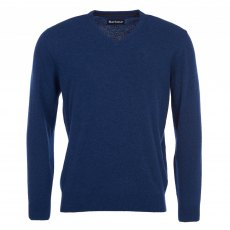 BARBOUR LAMBSWOOL JUMPER V NECK