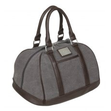 LeMieux Luxury Hat Bag Grey