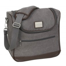 LeMieux Luxury Canvas Grooming Bag Grey