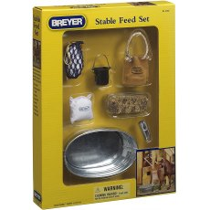 BREYER STABLE FEED SET CLASSIC