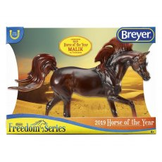 BREYER 2019 HORSE OF THE  YEAR MALICK