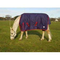 Rhinegold Spot Torrent Turnout Rug No Fill light weight