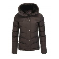 Lemieux Winter Short Coat Mocha