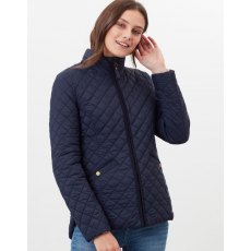 Joules Highgrove Reversible Navy Jacket
