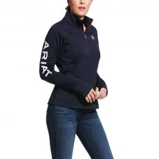 ARIAT TEK TEAM 1/4 ZIP TOP