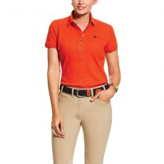 ARIAT PRIX 2.0 SHORT SLEEVE POLO SHIRT