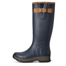 ARIAT LADIES BURFORD NON INSULATED WELLINGTON NAVY