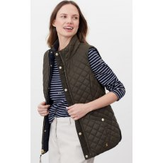Joules Bridgeford Reversible Quilted Heritage Gilet
