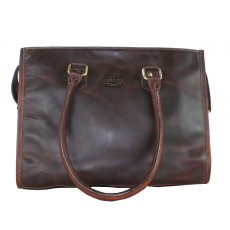 Grays Abigail 1922 Handbag Dark Brown