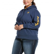 Ariat Women's  REAL Arm Logo Hoodie