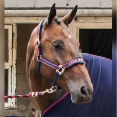 Whitaker Airflow Fleece Head Collar with Leadrope Set