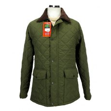 HUNTER OUTDOOR BARLEY QUILTED UNISEX