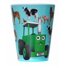 TRACTOR TED BAMBOO BEAKER