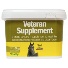NAF Veteran Supplement 1.5kg